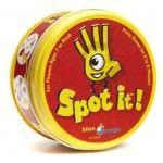 Spot It- Find the match between two cards as you play them fast