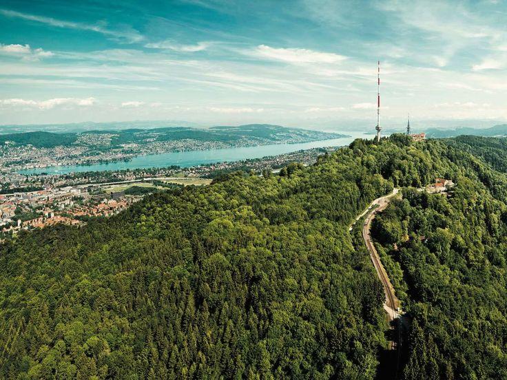 Uetliberg - Zurich's very own mountain