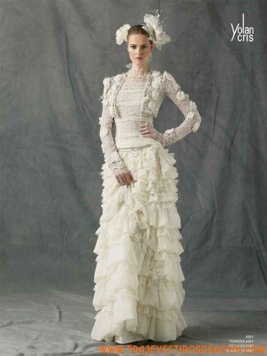 Amy  Vestido de Novia  YolanCris