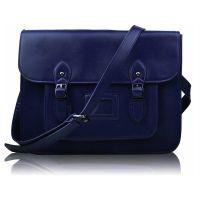 Geanta navy Crossbody - handbags - bags - ladies satchels