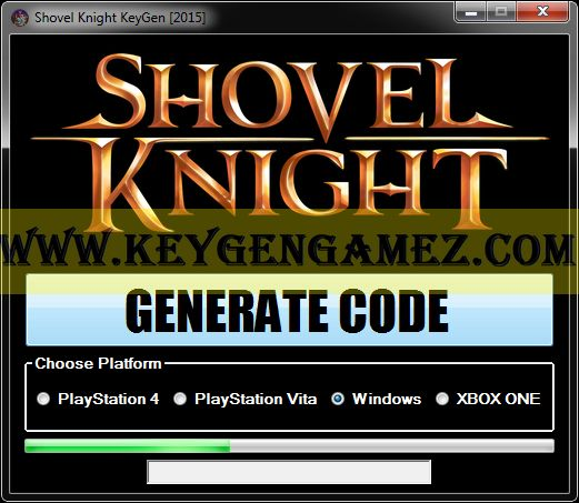 Are you looking for Shovel Knight KeyGen? If the answer is YES, you've got in the right place. To find out quickly how to get activation keys for free with Shovel Knight KeyGen Tool for Shovel Knight video game, you should read this whole article firstly.