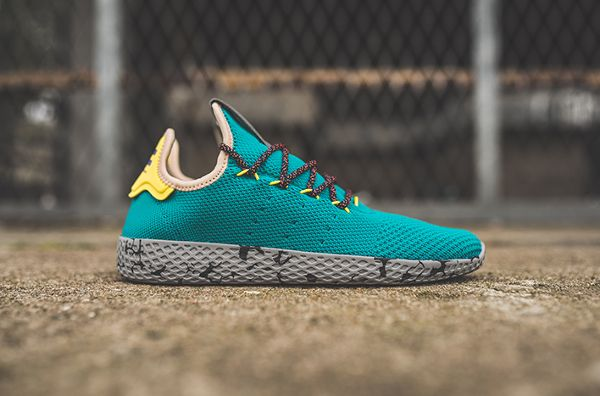 Buty adidas Pharrell Williams HU Holi Tennis Hu Multicolor