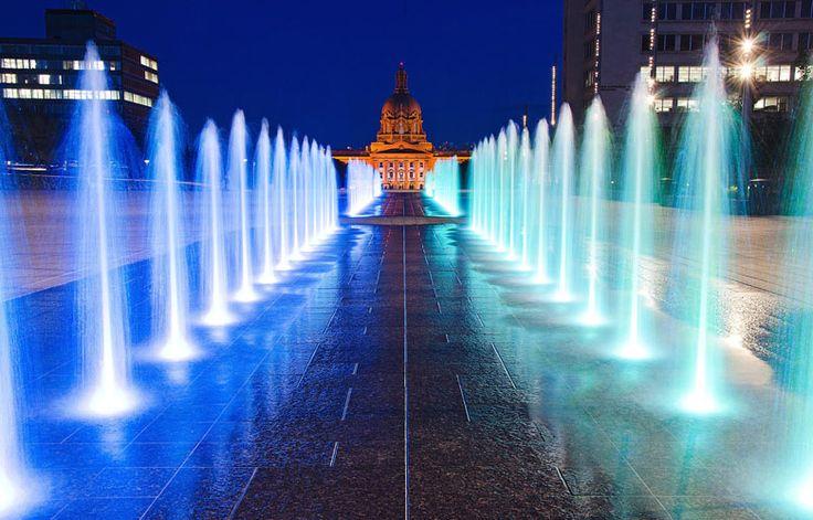 Edmonton's Most Photogenic Spots for Budding Photographers
