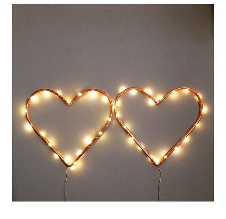 Copper pipe hearts with copper lights! Made by BR Copper Fixtures https://www.etsy.com/shop/BRcopperfixtures?ref=s2-header-shopname    copper lights hearts grey copper pipe copper pipe fairy lights grey  wall home decor  decór  interior DIY Etsy Hand Made Furniture Kitchen Ideas Wedding Crafts Projects Lighting Display Decoration Design Fittings Bar Simple Awesome Creative Link