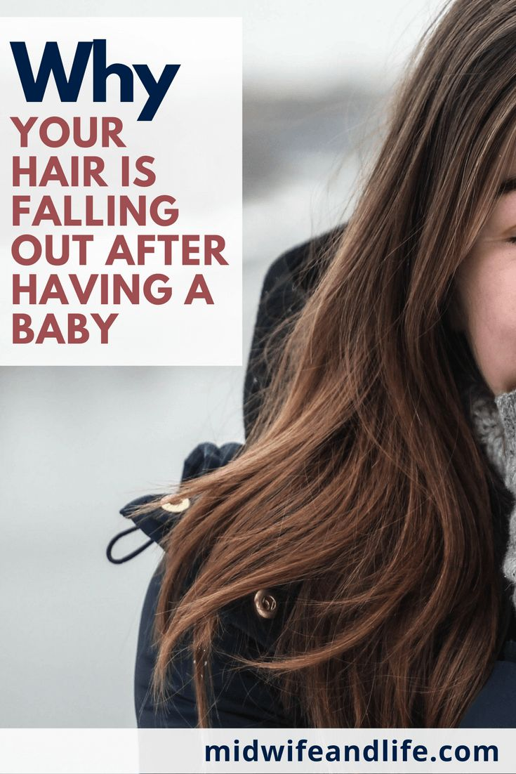You've survived the pregnancy, the birth, and no sleep. Now your hair is falling out - why http://www.hairgrowinggenius.com/