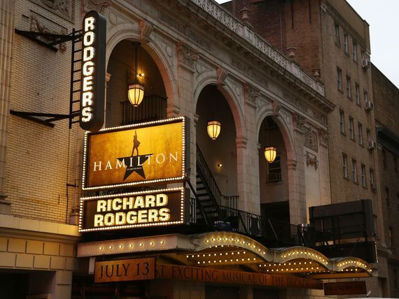 Trump takes to Twitter to shame cast of 'Hamilton'     - CNET  Technically Incorrect offers a slightly twisted take on the tech thats taken over our lives.  Political theater. Photo by                                            Getty Images                                           If you want to know what Donald Trump is thinking its often best to go to his Twitter account first.   There youll often get an unbridled view of the events of the day.   On Saturday morning the…