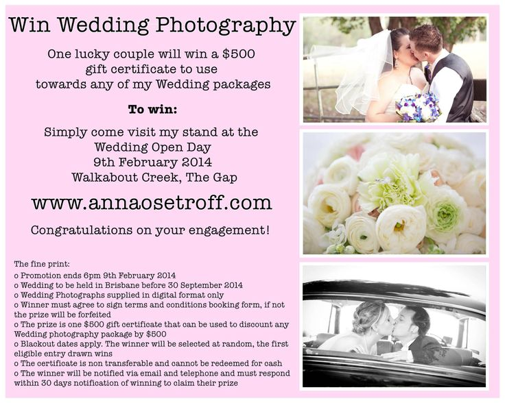 Do you need a Wedding Photographer between Noosa, Gold Coast, Toowoomba and Brisbane ? Anna Osetroff photographer
