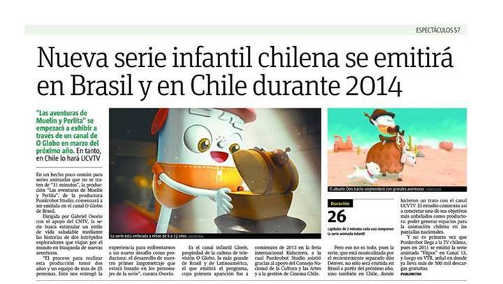 Muelines en Brasil #DigitalArt #Animation #Spanish