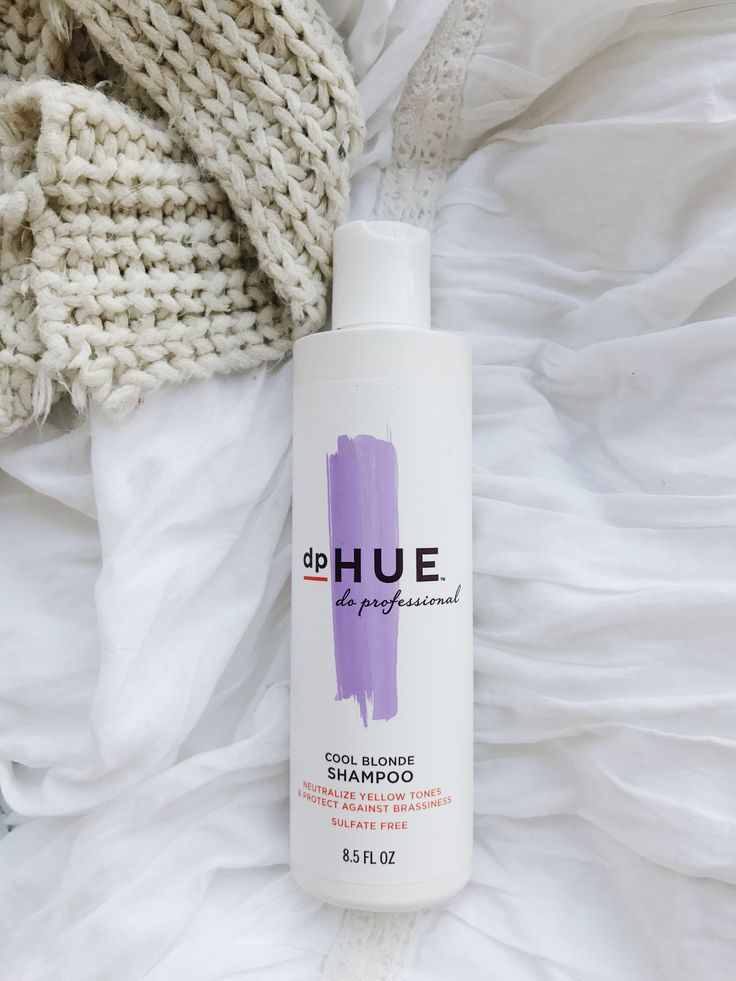 Current Beauty Favorites October 2017// purple shampoo for blonde hair // dphue shampoo