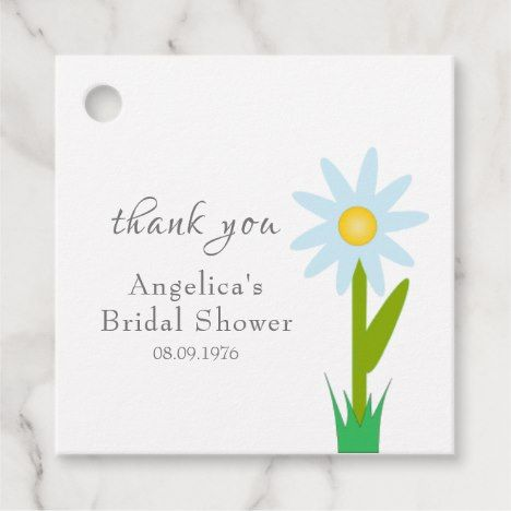 Floral Bridal Shower gefallen Tags #baby #cute #mommy #gift #zazzlemade   – Baby shower