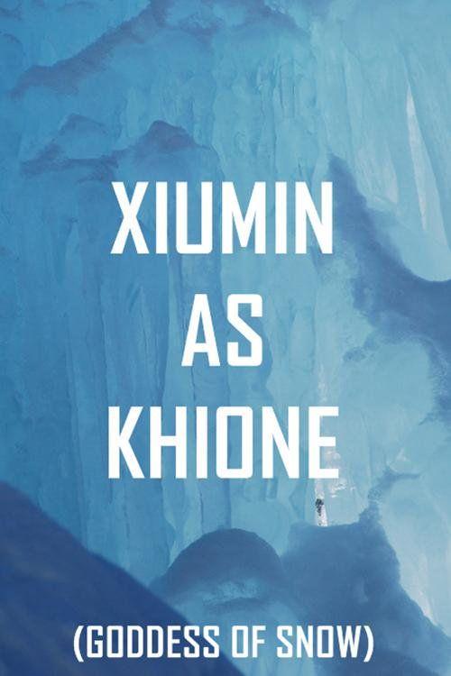 Exo as Greek Gods Xiumin