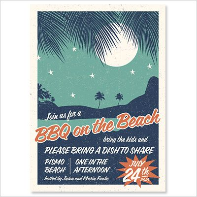65 best bbq invites images on Pinterest Entertaining, Tags and Cards - bbq invitation template