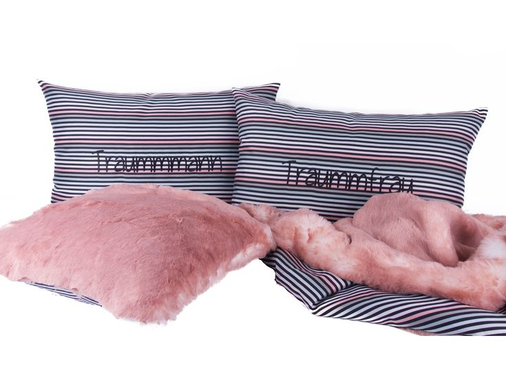Kissen | Cushion | Design | Traumfrau | Kuschelig | Traummann | Lale Lorain | Manufaktur