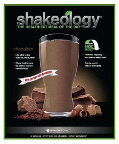 Shakeology Chocolate B...