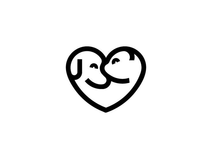 Cat.Dog.Love logo by Vadim Carazan for a pet sitting company