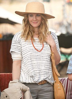 Off key: Drew Barrymore stars in Blended, which is a trail of romcom cliches from the begi...