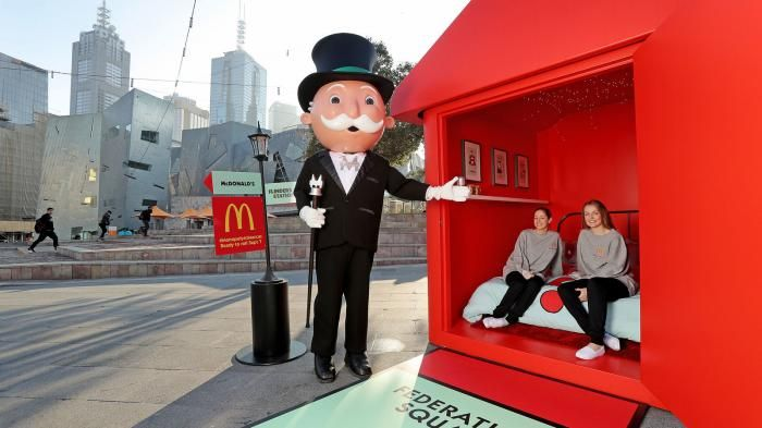 McDonalds Monopoly Hotel - Unik! Di Negara Ini Ada Penginapan Baru Mirip…