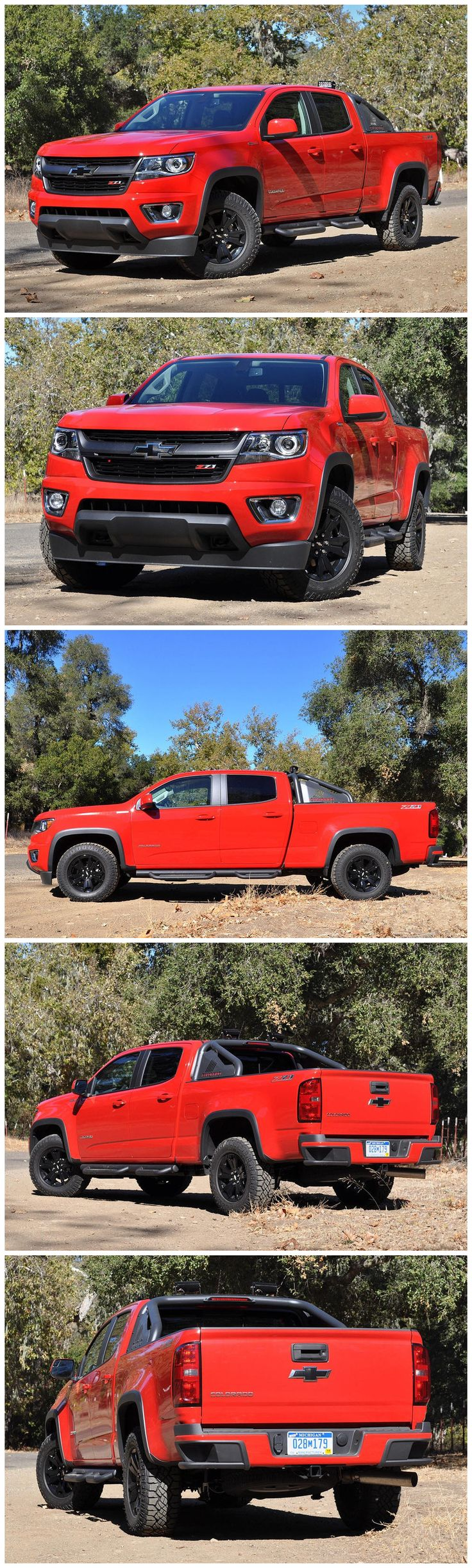 2016 chevrolet colorado pickup