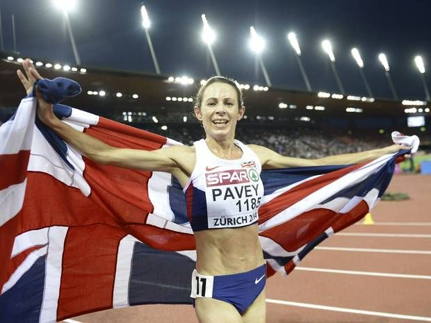 Jo Pavey gold medal: The science of her long-distance success - Science - News - The Independent