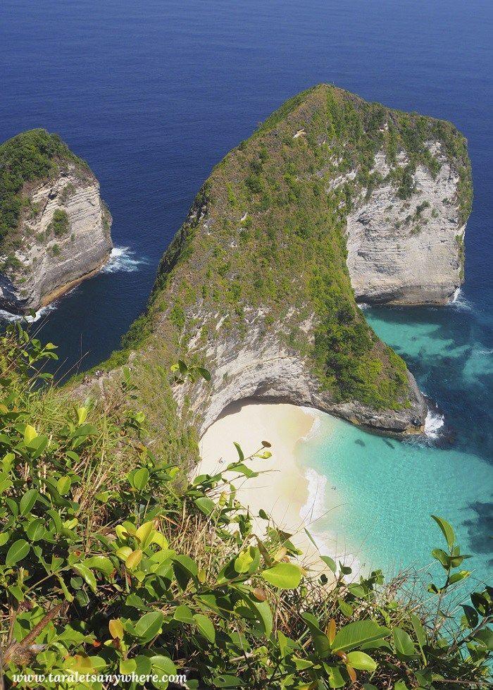 A world away: Nusa Penida Island