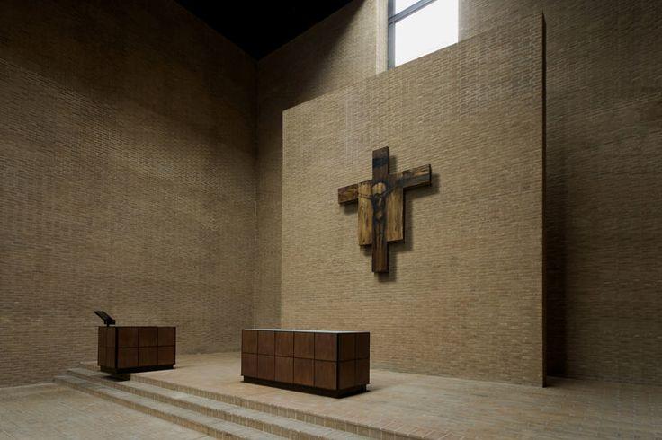 Chiesa Perugia | Edifici Sacri | Opere | Zermani Associati Studio di Architettura