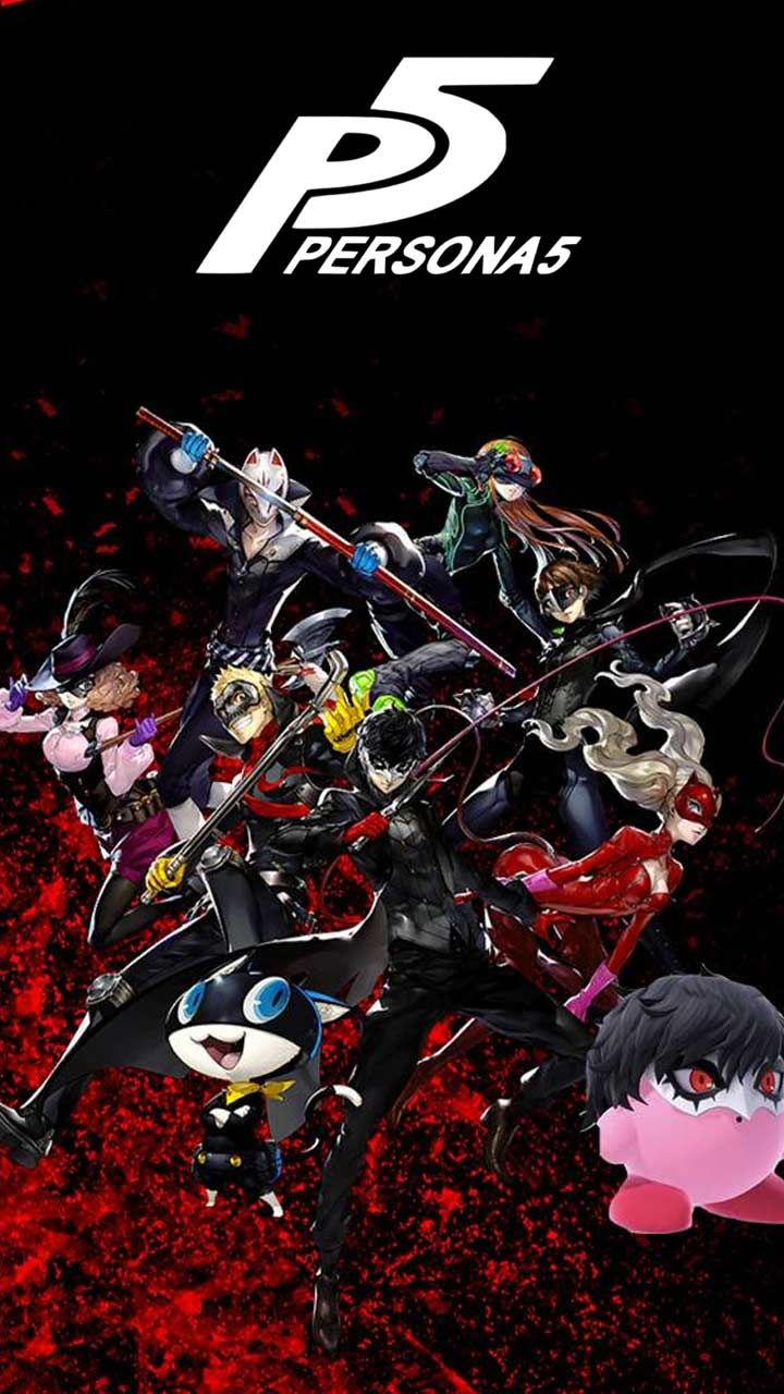 Persona 5 Wallpaper Phone Backgrounds Free Download For Android