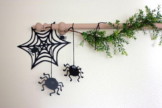 cricut crafts halloween decor