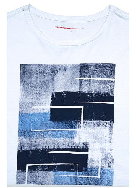 Camiseta Artsy Retângulos