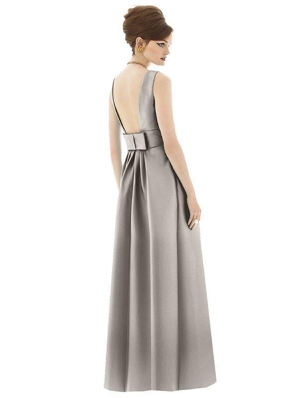 Alfred Sung Bridesmaid Dress Style - D661   Blush Bridal