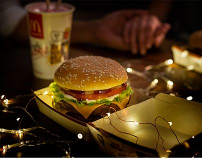 """Check out new work on my @Behance portfolio: """"McDonald's   #McDFavourites"""" http://be.net/gallery/40780335/McDonalds-McDFavourites"""