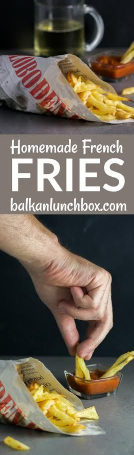 homemade french fries | homemade fries | how to make fries from scratch | golden fries | perfect fries | quick french fries | easy french fries | potato side | recipe for french fries | french fries recipe | fries recipe | pomfrit | kako se pravi pomfrit | domaći pomfrit | domaći krompirići | prženi krompir | prženi krompirići