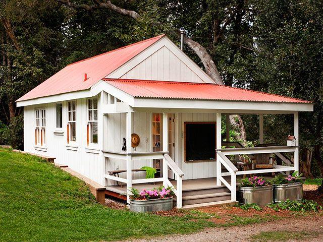 Peek Inside This Cheerful 260-Square-Foot Home  - HouseBeautiful.com