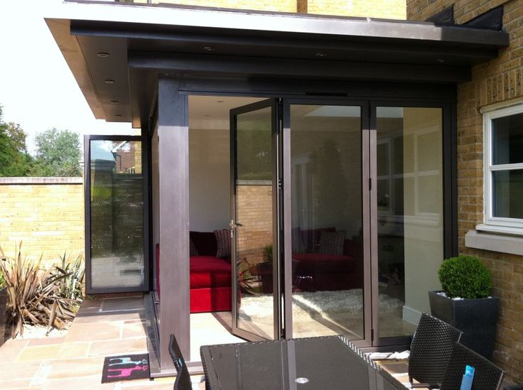 1000 Ideas About Bifold Exterior Doors On Pinterest