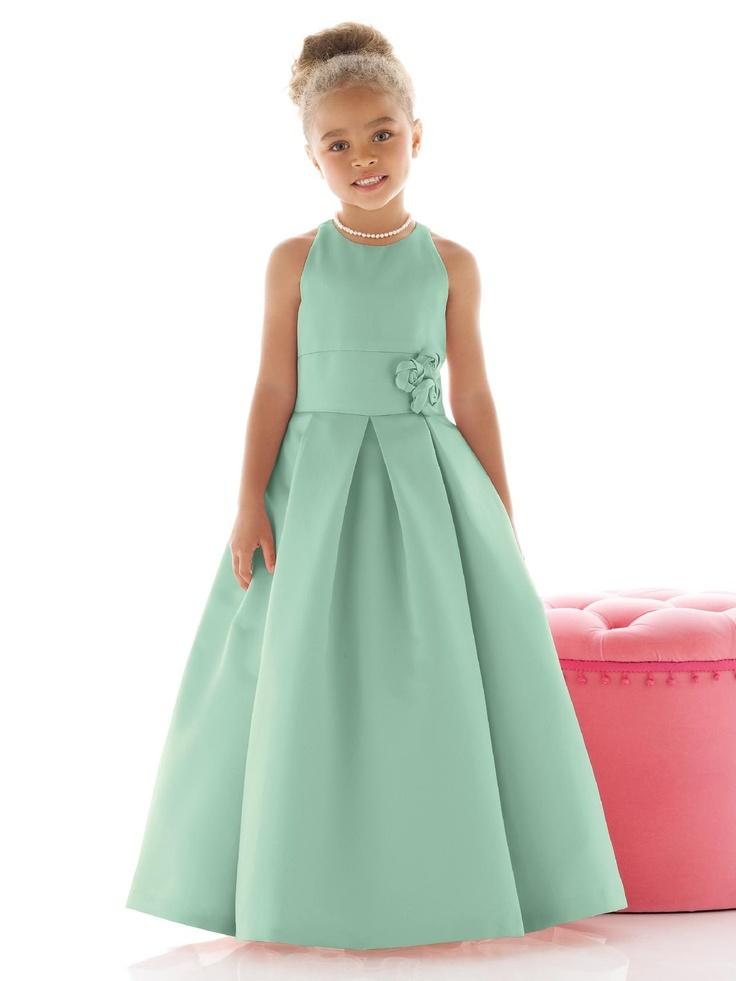 Vestido verde agua pinterest