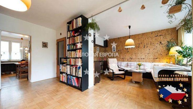 НЕДВИЖИМОСТЬ В ЧЕХИИ: продажа дома 4-комн., Прага 5, цена 350 000 € http://portal-eu.ru/doma/4-komn/realty509/  Предлагается на продажу дом площадью 170 кв.м с участком 214 кв.м в районе Прага 5 – Коширже стоимостью 350 000 евро. Дом типа 4+1 состоит из двух этажей с балконом, лоджией, гаражом и садом. На первом этаже имеются просторная прихожая, кухня, ванная комната с туалетом и гостиная, откуда можно выйти на террасу и в сад. Этажом выше расположены три спальные комнаты и большая ванная…