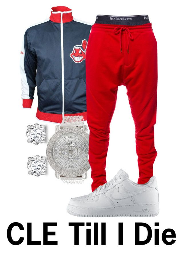 """Should I Get Tatted "" by crenshaw-m4fia ❤ liked on Polyvore featuring Asprey, Ice Time, Polo Ralph Lauren, Kite, NIKE, men's fashion and menswear"