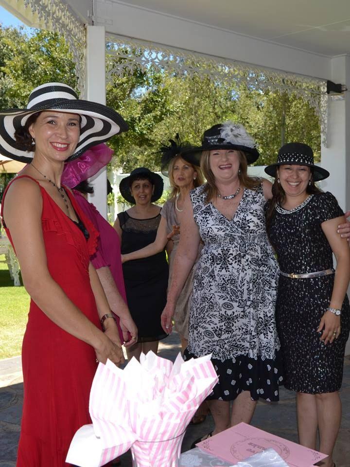 Bride-to-be tea party