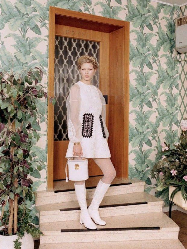 Anna Ewers for W Magazine by Venetia Scott