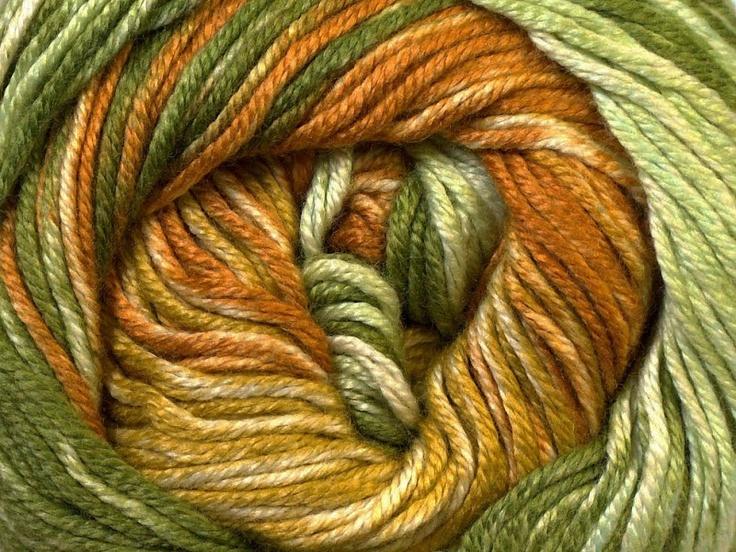 Tropical Color Nuances de vert Shades Brown