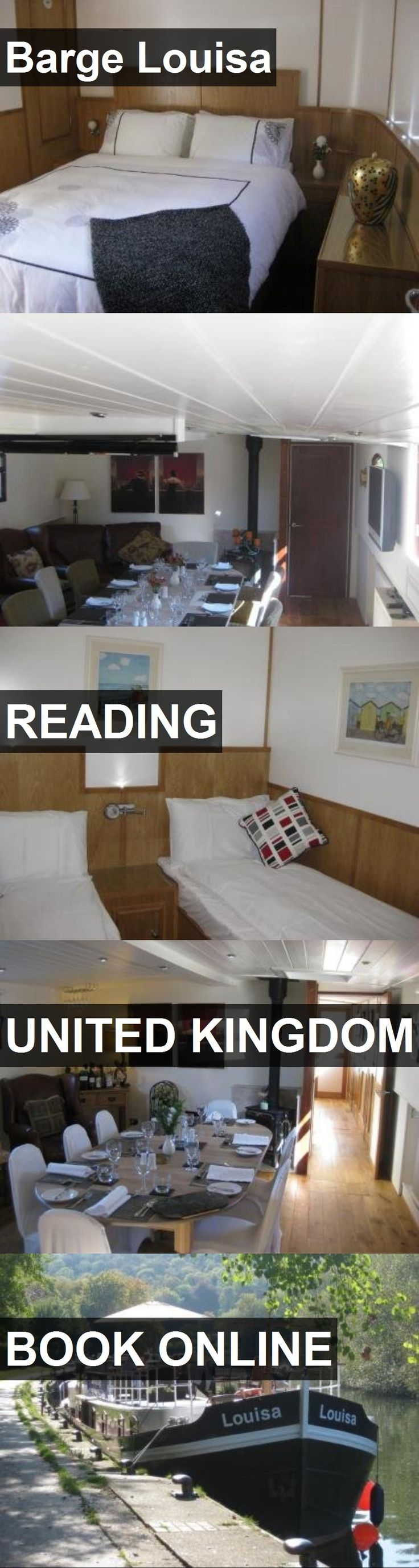 Hotel Barge Louisa in Reading, United Kingdom. For more information, photos, reviews and best prices please follow the link. #UnitedKingdom #Reading #BargeLouisa #hotel #travel #vacation