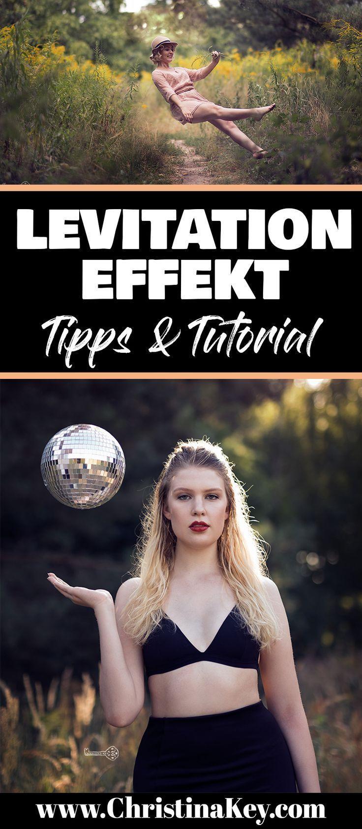 Levitation Fotografie Tipps
