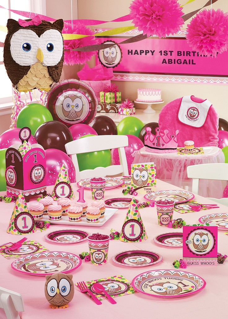 17 Best images about Girl Birthday Party Ideas on Pinterest  Princess ...