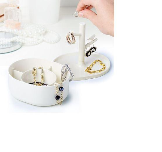 Suport pentru bijuterii - Rack Birdie White