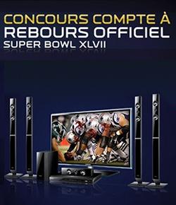 3 grands prix pour fans de football. Fin le 3 février.   http://rienquedugratuit.ca/concours/nfl-football-voyage-television/