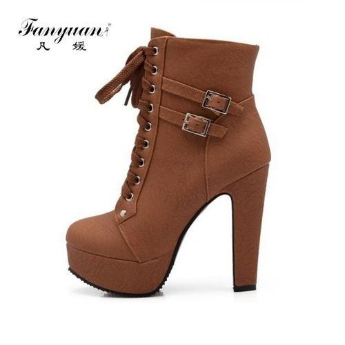 AGM Fashion High Heels F