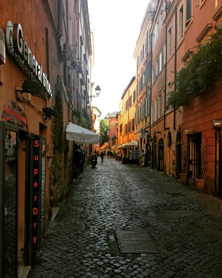 Rione XIII - Trastevere in Roma, Lazio