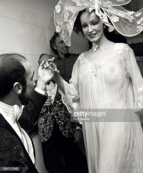 Photo d'actualité : Actress Julie Newmar attending 'Illusions Fantasy...