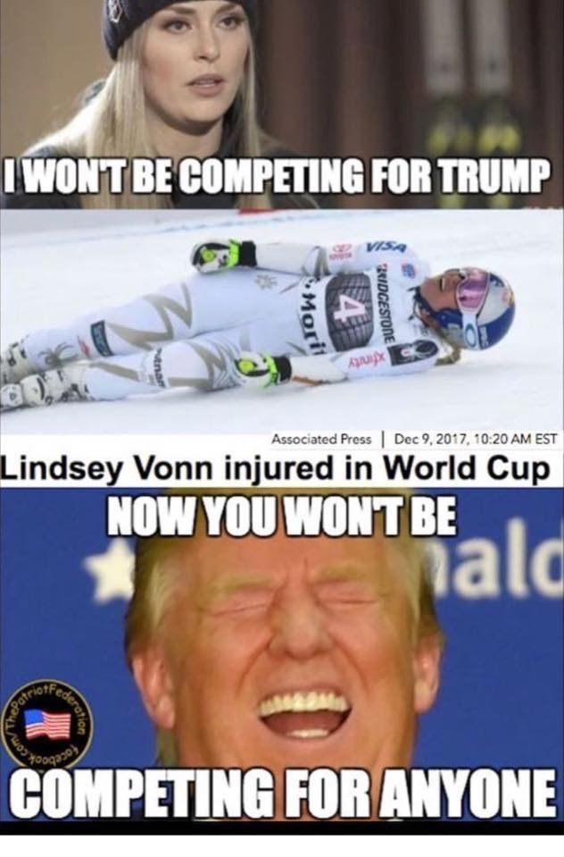Are you seriously celebrating the injury, pain, and suffering of another human being simply because they don't share your political beliefs? Shame on you.