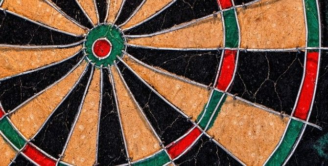 Aim High and HIT the TARGET