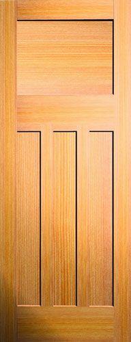 Craftsman 4 door (Renall doors). Similar to current doors. Cost in Kauri $650, cedar $864